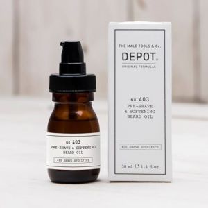 NO. 403 PRE-SHAVE & SOFTENING BEARD OIL