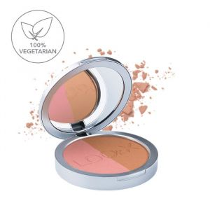Powder bronzer Duo blush